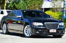 2012 Chrysler 300 Limited Black 5 Speed Sports Automatic Sedan Southport Gold Coast City Preview
