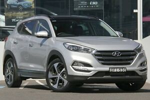 2015 Hyundai Tucson TLE Highlander R-Series (awd) Platinum 6 Speed Automatic Wagon Wolli Creek Rockdale Area Preview