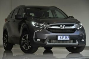 2018 Honda CR-V RW MY18 VTi FWD Grey 1 Speed Constant Variable Wagon Strathmore Heights Moonee Valley Preview