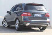 2014 Mercedes-Benz ML250 W166 BlueTEC 7G-Tronic + Grey 7 Speed Sports Automatic Wagon Preston Darebin Area Preview