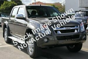 2010 Isuzu D-MAX TF MY10 LS-U (4x4) 4 Speed Automatic Crew Cab Utility Earlville Cairns City Preview