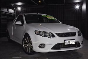 2011 Ford Falcon FG XR6 Ute Super Cab Limited Edition White 6 Speed Sports Automatic Utility Wangara Wanneroo Area Preview