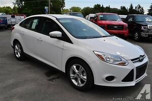 2013 Ford Focus SE Sedan - FREE MAINTENANCE PACKAGE