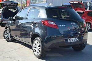 2010 Mazda 2 DE10Y1 MY10 Neo Grey 5 Speed Manual Hatchback Waitara Hornsby Area Preview