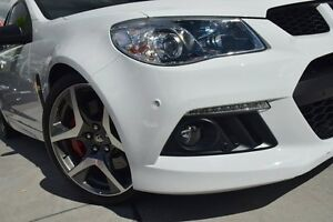 2015 Holden Special Vehicles Maloo GEN F MY15 R8 White 6 Speed Manual Utility Waitara Hornsby Area Preview