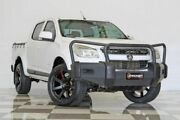2013 Holden Colorado RG MY14 LX (4x4) White 6 Speed Manual Crew Cab Pickup Burleigh Heads Gold Coast South Preview