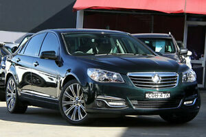 2014 Holden Calais VF V Green 6 Speed Automatic Sedan Petersham Marrickville Area Preview