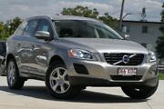 2013 Volvo XC60 DZ MY13 T5 PwrShift Gold 6 Speed Sports Automatic Dual Clutch Wagon Kedron Brisbane North East Preview