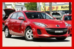 2012 Mazda 3 BL10F2 Neo Velocity Red 6 Speed Manual Hatchback