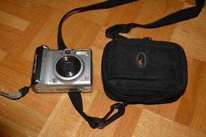 Canon PowerShot A510 w/ CASE