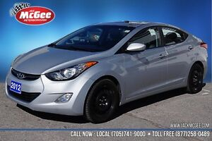 2012 Hyundai Elantra GLS - 6-spd Manual, Bucket Seats, Bluetooth