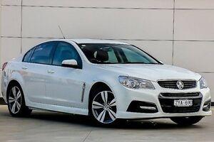 2013 Holden Commodore VF MY14 SV6 White 6 Speed Sports Automatic Sedan Pakenham Cardinia Area Preview