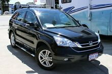 2012 Honda CR-V MY11 (4x4) Luxury Black 5 Speed Automatic Wagon Cannington Canning Area Preview