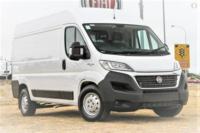 4dae288efd3cf3 2017 Fiat Ducato Series 6 Mid Roof MWB Comfort-matic White 6 Speed Sports  Automatic Single Clutch