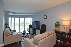Beautiful 1 Bed + Den, 2 Bath Condo in the Heart of Mississauga