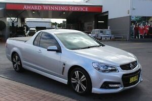 2014 Holden Ute VF MY14 SS Ute Silver Manual Utility South Maitland Maitland Area Preview