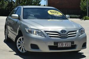 2011 Toyota Camry ACV40R MY10 Altise Grey 5 Speed Automatic Sedan Toowoomba Toowoomba City Preview