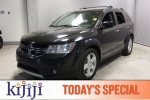 2012 Dodge Journey AWD R/T Navigation (GPS),  Leather,  Heated S