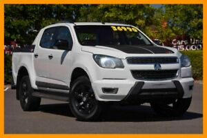 2015 Holden Colorado RG MY16 Z71 Crew Cab White 6 Speed Sports Automatic Utility Mount Gravatt Brisbane South East Preview