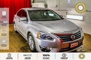 2014 Nissan Altima 2.5 SL BACKUP CAMERA! NAVIGATION! BLUETOOT...