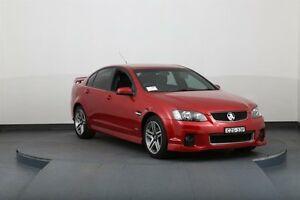 2012 Holden Commodore VE II MY12 SV6 Red 6 Speed Automatic Sedan Smithfield Parramatta Area Preview