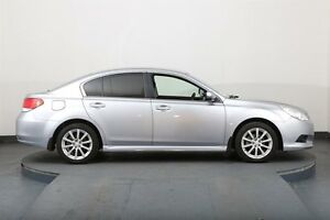 2012 Subaru Liberty MY12 2.5I Silver Continuous Variable Sedan Smithfield Parramatta Area Preview