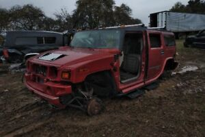 2004 H2 Hummer Parting Out  at HM CORES in Woodstock