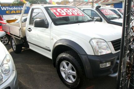 2005 Holden Rodeo RA LX White 5 Speed Manual Cab Chassis Briar Hill Banyule Area Preview