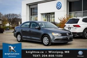 2016 Volkswagen Jetta Sedan Trendline+ w/ App Connect/Backup Cam