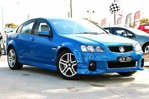 2012 Holden Commodore Blue Sports Automatic Sedan Cranbourne Casey Area Preview