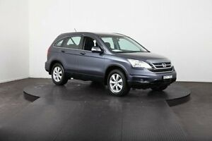 2010 Honda CR-V MY10 (4x4) Limited Edition Grey 5 Speed Automatic Wagon Mulgrave Hawkesbury Area Preview
