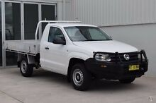 2012 Volkswagen Amarok 2H MY12.5 TDI340 (4x2) White 6 Speed Manual South Maitland Maitland Area Preview