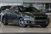 2014 Ford Falcon FG X XR6 Ute Super Cab Grey 6 Speed Sports Automatic Utility Dandenong Greater Dandenong Preview