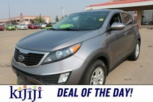 2012 Kia Sportage LX Heated Seats,  Bluetooth,  A/C,