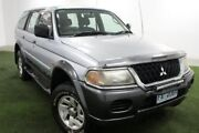 2004 Mitsubishi Challenger PA MY04 Silver 4 Speed Automatic Wagon Moonah Glenorchy Area Preview