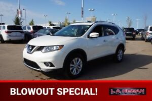 2016 Nissan Rogue AWD SV TECH PACK Accident Free,  Navigation (G
