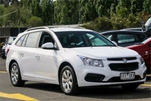 2015 Holden Cruze JH Series II MY15 CD Sportwagon White 6 Speed Sports Automatic Wagon Ringwood East Maroondah Area Preview