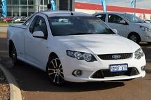 2011 Ford Falcon FG XR6 Limited Edition White 6 Speed Sports Automatic Sedan East Rockingham Rockingham Area Preview