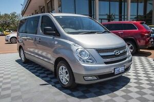 2010 Hyundai iMAX TQ-W Silver 4 Speed Automatic Wagon Alfred Cove Melville Area Preview