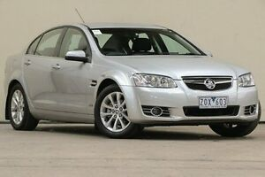 2013 Holden Berlina VE II MY12.5 Silver 6 Speed Sports Automatic Sedan Vermont Whitehorse Area Preview