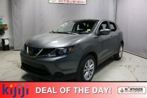 2018 Nissan Qashqai AWD SV Heated Seats,  Back-up Cam,  Bluetoot
