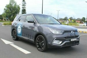 Demo TIVOLI XLV Ultimate Two-Tone AWD Auto 1.6Lt Diesel MY18 Port Macquarie Port Macquarie City Preview