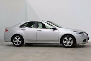 2014 Honda Accord Euro CU MY14 Silver 5 Speed Automatic Sedan Seven Hills Blacktown Area Preview