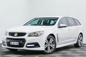 2013 Holden Commodore VF MY14 SS Sportwagon White 6 Speed Sports Automatic Wagon Edgewater Joondalup Area Preview