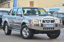 2008 Nissan Navara D22 MY2008 ST-R Silver 5 Speed Manual Utility Maylands Bayswater Area Preview