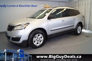 2015 Chevrolet Traverse LS