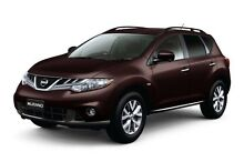 2015 Nissan Murano Z51 MY14 ST 0 Speed Continuous Variable Wagon Australia Australia Preview