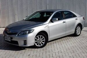 2011 Toyota Camry  Silver Constant Variable Sedan Embleton Bayswater Area Preview