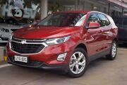2017 Holden Equinox EQ MY18 LT FWD Red 9 Speed Sports Automatic Wagon Somerton Park Holdfast Bay Preview