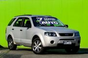 2008 Ford Territory SY SR RWD Silver 4 Speed Sports Automatic Wagon Ringwood East Maroondah Area Preview
